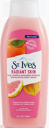 Radiant Pink Lemon & Mandarin Orange Body Wash
