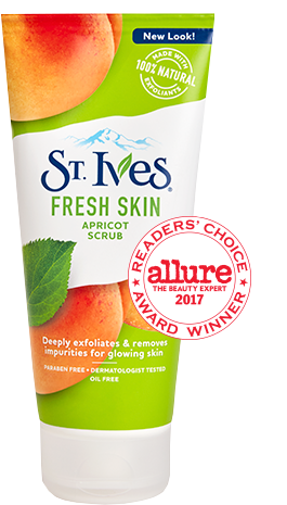 Fresh Skin Apricot Scrub